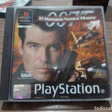 Videojuegos y Consolas: 007 EL MAÑANA NUNCA MUERE PARA PLAYSTATION PSX PS1. Lote 262003475