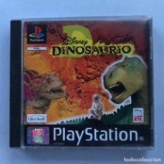 Videojuegos y Consolas: PS1 DINOSAURIO DISNEY. Lote 262273255
