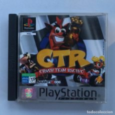 Videojuegos y Consolas: PS1 CTR CRASH TEAM RACING - PLATINUM. Lote 262285690
