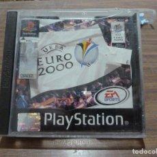 Videojuegos y Consolas: UEFA EURO 2000 PARA PLAYSTATION PSX PS1. Lote 262327855