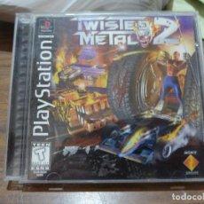 Videojuegos y Consolas: TWISTED METAL 2 PARA PLAYSTATION PSX PS1. Lote 262464870