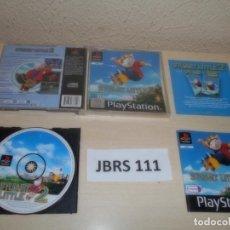 Videojuegos y Consolas: PS1 - STUART LITTLE 2 , PAL ESPAÑOL , COMPLETO. Lote 262775835