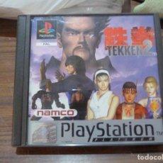 Jeux Vidéo et Consoles: TEKKEN 2 PARA PLAYSTATION PSX PS1. Lote 262812360