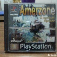 Videojuegos y Consolas: AMERZONE PARA PLAYSTATION PSX PS1. Lote 262815960