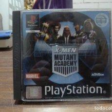 Videojuegos y Consolas: X-MEN MUTANT ACADEMY PARA PLAYSTATION PSX PS1. Lote 262817260