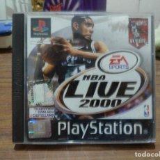 Videojuegos y Consolas: NBA LIVE 2000 PARA PLAYSTATION PSX PS1. Lote 262817650