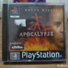 Jeux Vidéo et Consoles: APOCALYPSE PARA PLAYSTATION PSX PS1. Lote 262823260