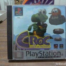 Videojuegos y Consolas: CROC LEGEND OF THE GOBBOS PARA PLAYSTATION PSX PS1. Lote 262823555