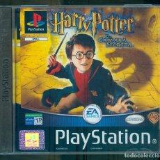 Videojuegos y Consolas: NUMULITE ** B5 HARRY POTTER Y LA CÁMARA SECRETA PLAYSTATION PAL EA GAMES CASTELLANO INCLUY MANUAL. Lote 262827990