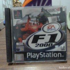 Videojuegos y Consolas: F1 2000 PARA PLAYSTATION PSX PS1. Lote 262970990