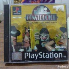 Jeux Vidéo et Consoles: CONSTRUCTOR PARA PLAYSTATION PSX PS1. Lote 262971140