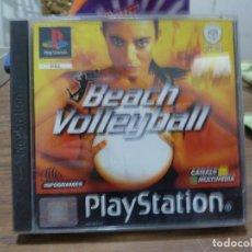 Videojuegos y Consolas: BEACH VOLLEYBALL PARA PLAYSTATION PSX PS1. Lote 262971365