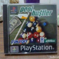 Videojuegos y Consolas: POOL HUSTLER PARA PLAYSTATION PSX PS1. Lote 262974745