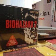 Videojuegos y Consolas: BIOHAZARD 2 NTSC JAPAN RESIDENT EVIL VERSION JAPONESA PLAYSTATION 1. Lote 263023480