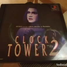Videojuegos y Consolas: CLOCK TOWER 2 NTSC JAPAN PS1 VERSION JAPONESA PLAYSTATION 1. Lote 263024145