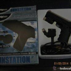 Videojuegos y Consolas: GUNSTATION 2 COMPATIBLE CON PSX, PSX ONE Y PSX 2. Lote 263063050