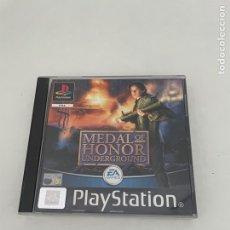 Videojuegos y Consolas: MEDAL OF HONOR: UNDERGROUND (PS1). Lote 264102070