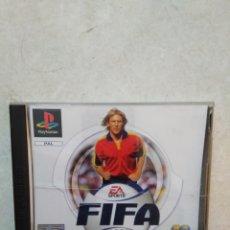 Videojuegos y Consolas: JUEGO PLAY STATION FIFA 2001. Lote 264103205