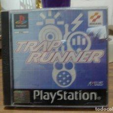 Videojuegos y Consolas: TRAP RUNNER PARA PLAYSTATION PSX PS1. Lote 266334343
