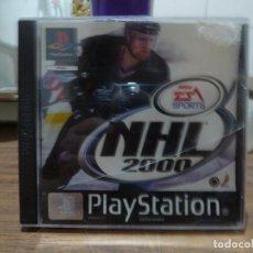 Videojuegos y Consolas: NHL 2000 PARA PLAYSTATION PSX PS1. Lote 266335708