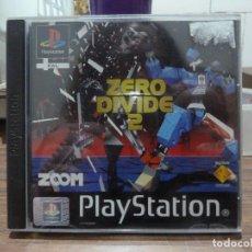 Videojuegos y Consolas: ZERO DIVIDE 2 PARA PLAYSTATION PSX PS1. Lote 266336738