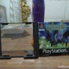 Jeux Vidéo et Consoles: SYPHON FILTER PARA PLAYSTATION PSX PS1. Lote 266338998