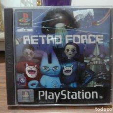 Videojuegos y Consolas: RETRO FORCE PARA PLAYSTATION PSX PS1. Lote 266393078