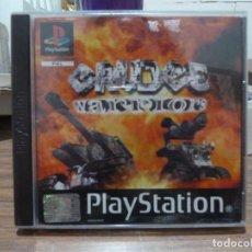 Videojuegos y Consolas: GRUDGE WARRIORS PARA PLAYSTATION PSX PS1. Lote 266455663
