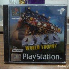 Videojuegos y Consolas: 4X4 WORLD TROPHY PARA PLAYSTATION PSX PS1. Lote 266772589