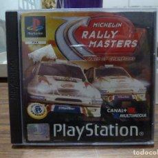 Videojuegos y Consolas: MICHELIN RALLY MASTERS RACE OF CHAMPIONS PARA PLAYSTATION PSX PS1. Lote 266774364
