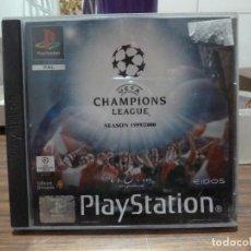 Videojuegos y Consolas: UEFA CHAMPIONS LEAGUE SEASON 1999/2000 PARA PLAYSTATION PSX PS1. Lote 266805354