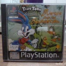 Videojuegos y Consolas: TINY TOON ADVENTURES BUSTER AND BEANSTALK PARA PLAYSTATION PSX PS1. Lote 266809184