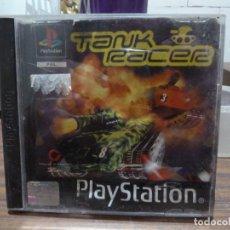 Videojuegos y Consolas: TANK RACER PARA PLAYSTATION PSX PS1. Lote 266813899