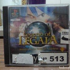 Jeux Vidéo et Consoles: LEGEND OF LEGAIA PARA PLAYSTATION PSX PS1. Lote 266971824