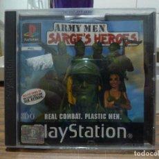 Videojuegos y Consolas: ARMY MEN SARGE'S HEROES PARA PLAYSTATION PSX PS1. Lote 266976824