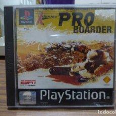 Videojuegos y Consolas: X GAMES PRO BOARDER PARA PLAYSTATION PSX PS1. Lote 266977924