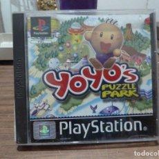 Videojuegos y Consolas: YOYO'S PUZZLE PARK PARA PLAYSTATION PSX PS1. Lote 267135684