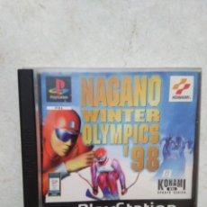Videojuegos y Consolas: JUEGO PS1 NAGANO WINTER OLYMPICS'98. Lote 268854189
