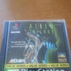 Jeux Vidéo et Consoles: JUEGO PLAYSTATION I- ALIEN TRILOGY. Lote 268892114