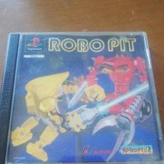 Jeux Vidéo et Consoles: JUEGO PLAYSTATION I- ROBOT PIT. Lote 268892624