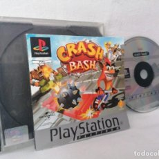 Videojuegos y Consolas: PLAYSTATION 1 CRASH BASH. Lote 268901349