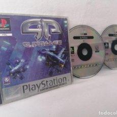 Videojuegos y Consolas: PLAYSTATION 1 G POLICE. Lote 268901459