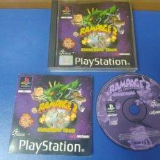 Videojuegos y Consolas: JUEGO CONSOLA PLAYSTATION PS1 RAMPAGE 2 UNIVERSAL TOUR. Lote 269277098