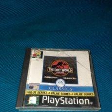 Videojuegos y Consolas: PLAYSTATION, JURASSIC PARK EA GAMES , CLASSIC. Lote 269416093