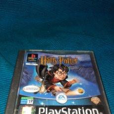 Videojuegos y Consolas: PLAYSTATION HARRY POTTER Y LA PIEDRA FILOSOFAL, EA GAMES 2001. Lote 269438513