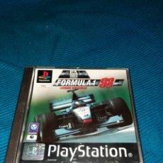 Videojuegos y Consolas: PLAYSTATION FORMULA 1 98 WORLD CHAMPIONSHIP , 1998. Lote 269500848
