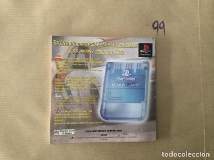 Videojuegos y Consolas: H1 MANUAL PSX PLAY RALLY CROSS 2 - Foto 2 - 269642793