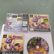 Videojuegos y Consolas: SPYRO 2 SONY PS1 PLAYSTATION PSONE PSX PAL-EUROPA COMPLETO. Lote 270089533