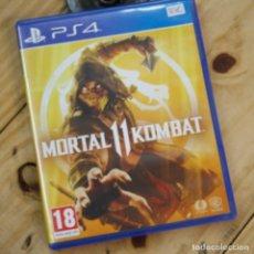 Videojuegos y Consolas: MORTAL KOMBAT 11 - PS4 - VIDEOJUEGO SEGUNDA MANO. Lote 270100823
