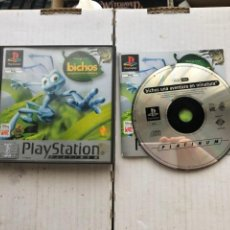 Videojuegos y Consolas: BICHOS A BUGS LIFE PLATINUM - PSX PS1 PSONE PLAYSTATION 1 PLAY STATION ONE KREATEN PS. Lote 270173858